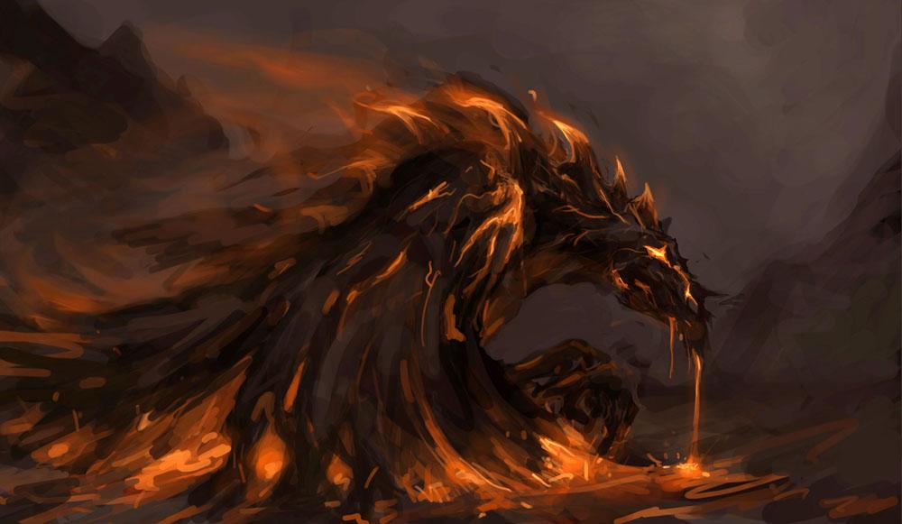 妖精的尾巴之地狱炎龙
