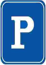 露天停车场
